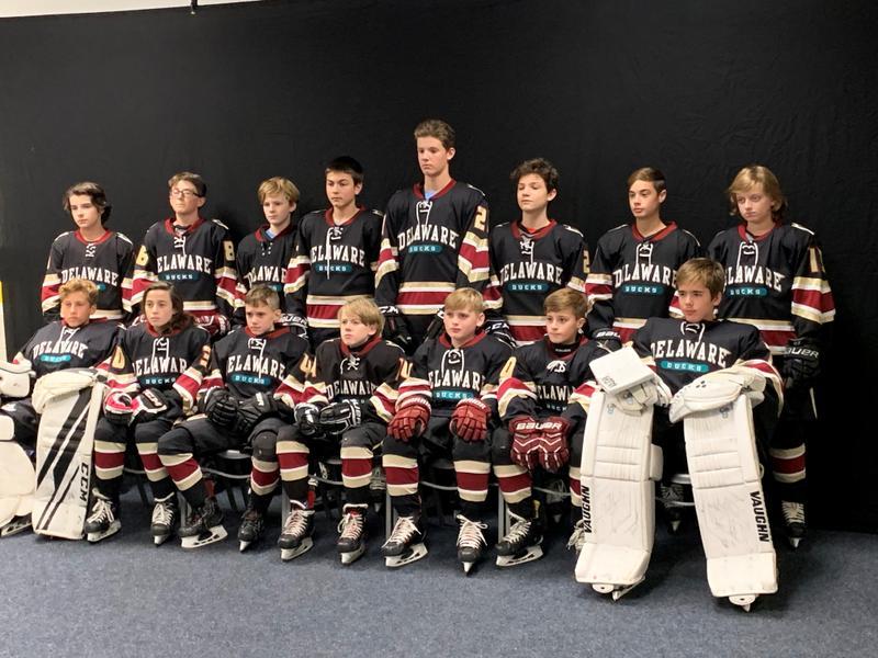 Delaware Ducks Official Highlights The Ducks Bantam A American Team For Fantastic Sportsmanship