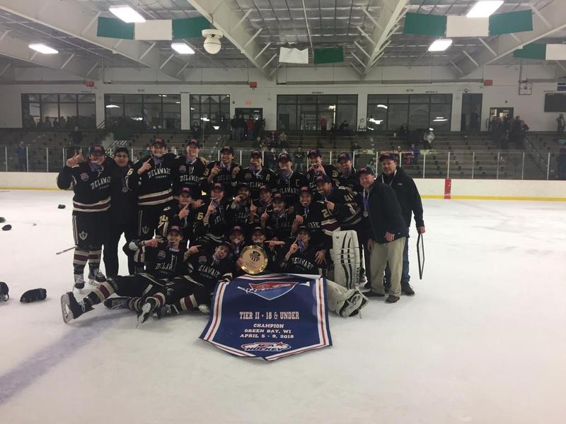 Delaware Ducks No Deficit Is Too Large For The Delaware Ducks M18aa Team