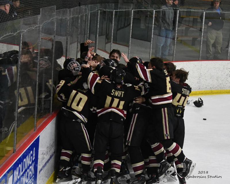Delaware Ducks M18aa Usa Hockey National Champions