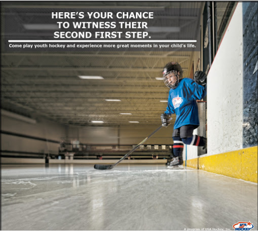 Try Hockey for Free  2/20 10a